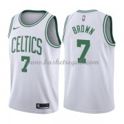 Maglie NBA Boston Celtics 2018 Canotte Jaylen Brown 7# Association Edition..
